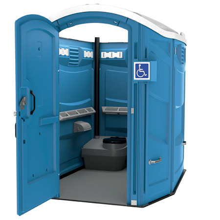 ADA Complaint Porta Potty