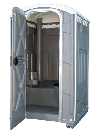 grey porta potty sc
